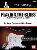 Playing The Blues:Blues Rhythm guitar/Book/Onli... - $12.99