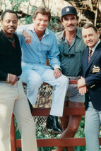 Magnum Tom Selleck and Cast 18x24 Poster - $23.99