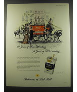1957 Rothmans of Pall Mall Cigarettes Ad - 60 years of fine blending 50 ... - $14.99