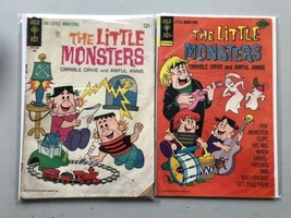 Lot of 2 Little Monsters (1964 Gold Key) #10 34 - $19.80