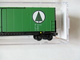 Micro-Trains # 18100050 Canadian Pacific 50' Standard Box Car, N-Scale image 3