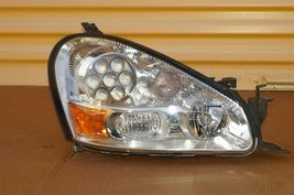 05-06 Infiniti Q45 F50 HID XENON HeadLight Lamps Set L&R image 6