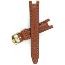 Tag Heuer 18mm (Midsize) Brown Leather S/EL Sports Edition Watch Band BN... - $300.00