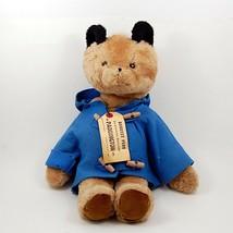 "Paddington Bear Plush Stuffed 1975 From Eden Toys Darkest Peru Tag 19"" 48cm - $18.99"