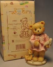 Cherished Teddies - Hillary Hugaear - CT952 - Membears Only Figuine - $10.59