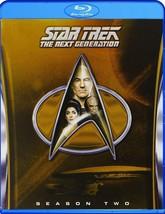 Star Trek: The Next Generation - Season 2 [5-Disc Blu-ray] *** BRAND NEW... - $28.79