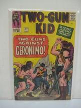 two gun kid #72 f-vf cond: marvel comic book 1964 - $40.24