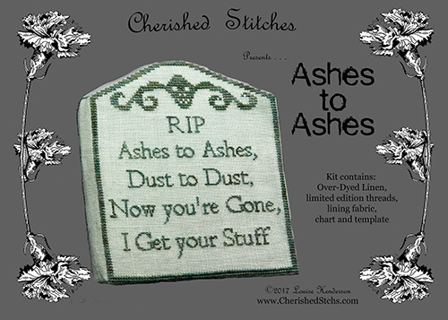 Ashes to ashes le kit