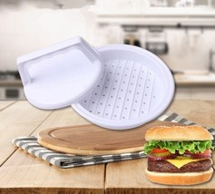 Kitchen Grade Plastic Hamburger Meat Press Tool Patty Makers Maker Cooki... - $5.93