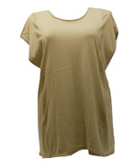Jones New York Women's Sweater Cap-Sleeve Scoop-Neck Plus Size 2X - $49.97