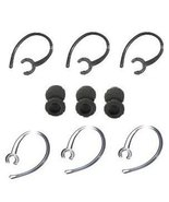 12 Pc Lg Hbm235, Lg 235 Ear Hooks / Foam Buds Repair Set Compatible (3-b... - $2.40