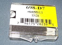 EVG PM3092D TURNTABLE STYLUS NEEDLE for SANSUI SN28 SN37 fits SC28 SC37 698-D7 image 3