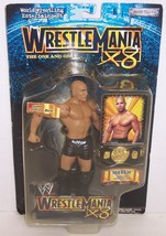 "New! 2002 Jakk's Pacific WrestleMania #18 ""Maven"" Action Figure WWE WWF ... - $24.74"