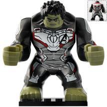 Big Size Hulk Quantum Suit Marvel Avengers End Game Minifigure Custom Toys - $5.99