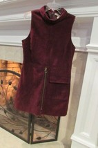 Forever 21 Suede Dress Sz M Compare at $50 - $36.63