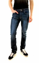 DL1961 Mens DYLAN PEARSON Skinny Jeans Blue Size 31W BCF611 - $52.87