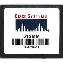 Cisco MEM-CF-512MB 512MB Compact Flash Card - $22.28