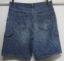 Levi's Red Tab Sfca Womens W37 L11 100% Cotton Blue J EAN Painter Utility Shorts - $41.36
