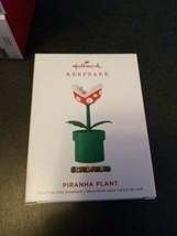 Piranha Plant Super Mario Limited Edition 2019 Hallmark Ornament  - $19.80