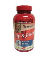 Nutri-vet Wellness Liver Nutri-vet Hip And Joint Chewables 180 Count 669... - $38.79