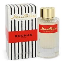 Moustache By Rochas Eau De Toilette Spray 4.1 Oz For Men - $39.93