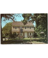 Pennsylvania Postcard Fallsington Bucks County Stagecoach Tavern - $2.84