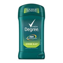 Degree Men Antiperspirant Deodorant Stick, Extreme Blast 48 Hour Protect... - $15.39