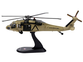 New Alloy 1:72 Sikorsky UH-60 Medium Utility Helicopter Model Simulation Model - $97.45