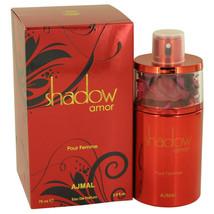 Shadow Amor by Ajmal 2.5 oz / 75 ml EDP Spray for Women - $35.63