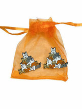 """Set of 2 Clowder of Cats Enameled Lapel Pins """"Crazy Cat Lady Kit"""" cat Lovers - $10.33"""