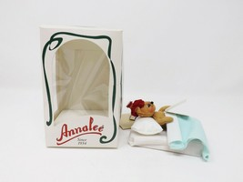 "1997 3.5"" Annalee Get Well Soon Mouse in Bed - $24.99"
