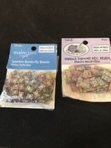Mainstays Crafts Sparkle Beads Crafts Jewelry (2 Pack) Bundle (see item ... - $5.94