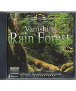 Relaxing With Nature: Vanishing Rain Forest CD - $9.95