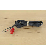 Genuine SONY Speaker Wire Red Connector Home Theater about 9.5ft Cable w... - $15.83