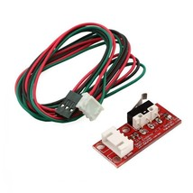 Endstop RAMPS 1.4 Mechanical Limit Switch for 3D(RED) - $7.93