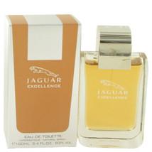 Jaguar Excellence by Jaguar Eau De Toilette Spray 3.4 oz for Men - $22.51