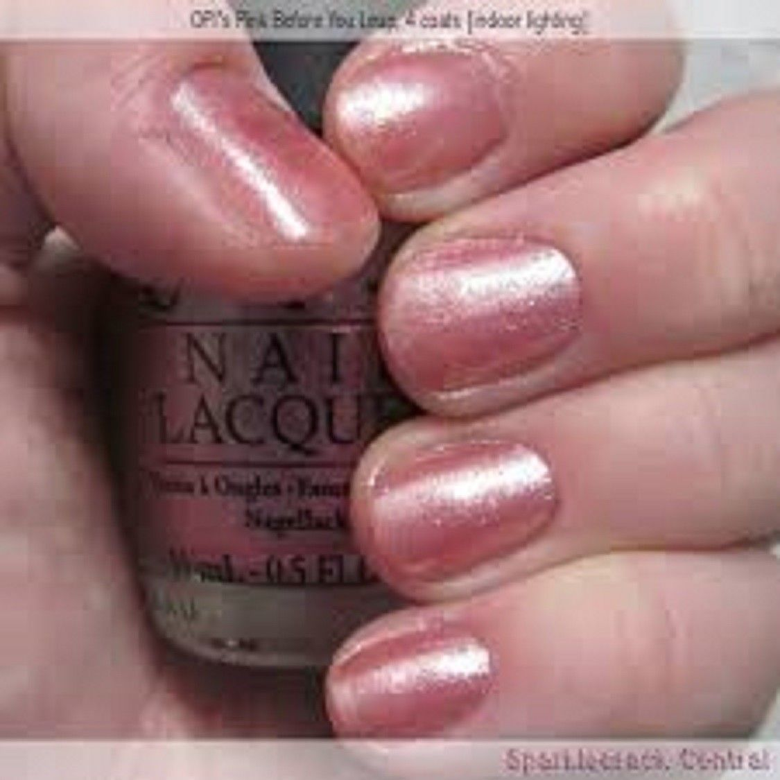 Primary image for OPI Nail Polish Opi with a nice Finn-Ish NK N41