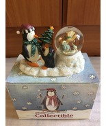 Collectible Snowglobe 1999 DEBBIE MUMM LTD ED. MUMMFORD'S JOURNEY - $10.99
