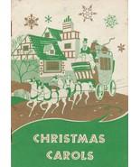 Christmas Carols Trust Company Bank Atlanta Georgia Mid Century Vintage ... - $7.91