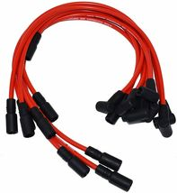 96-07 Chevy GM Vortec 4.3L 262 Distributor Tune Up Kit, & 8.0mm Spark Plug Wires image 5