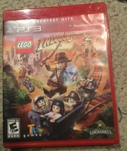 LEGO Indiana Jones 2: The Adventure Continues Greatest Hits (Playstation... - $15.00
