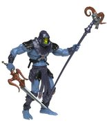 MASTERS OF THE UNIVERSE SKELETOR (BLUE) ACTION FIGURE - $34.65