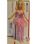 Barbie Doll Ballerina - Blond Ballet Barbie - $10.00
