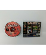 Motor Toon Grand Prix Sony PlayStation 1 1996 PS1 Disc Case Artwork Test... - $19.79