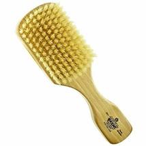 Kent OS11 Dual Timber Rectangular Club Hair Brush. Beautiful Satin and B... - $152.97