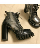 Louis Vuitton Auth star trails line ankle boots 39 Made in Italy - $1,099.36