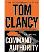 Command Authority (Jack Ryan) [Hardcover] [Dec 03, 2013] Clancy, Tom and... - $6.95