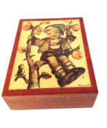 "Music Box Made In Italy - MI Hummel - 4 3/8 x 6"" - $15.00"