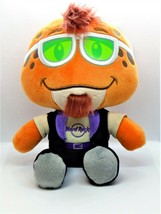 Hard Rock Cafe Roxtars Skiddley Lead Singer Saxaphone Plush Stuffed Toy ... - $21.99