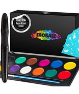 Face Paint Kit for Kids and Adults - 12 Colors Face Painting Palette Bon... - $10.96